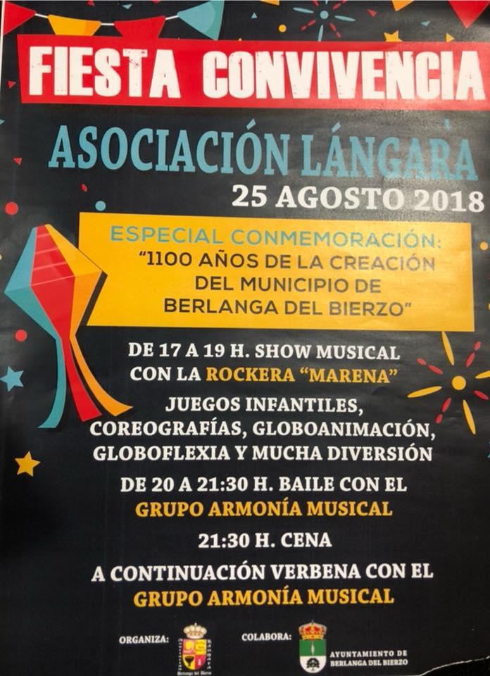 Planes para el fin de semana en Ponferrada y El Bierzo. 24 al 26 de agosto 2018 11
