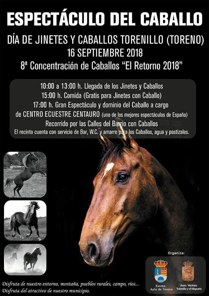 Planes en Ponferrada y El Bierzo para el fin de semana. 14 al 16 de septiembre 2018 26