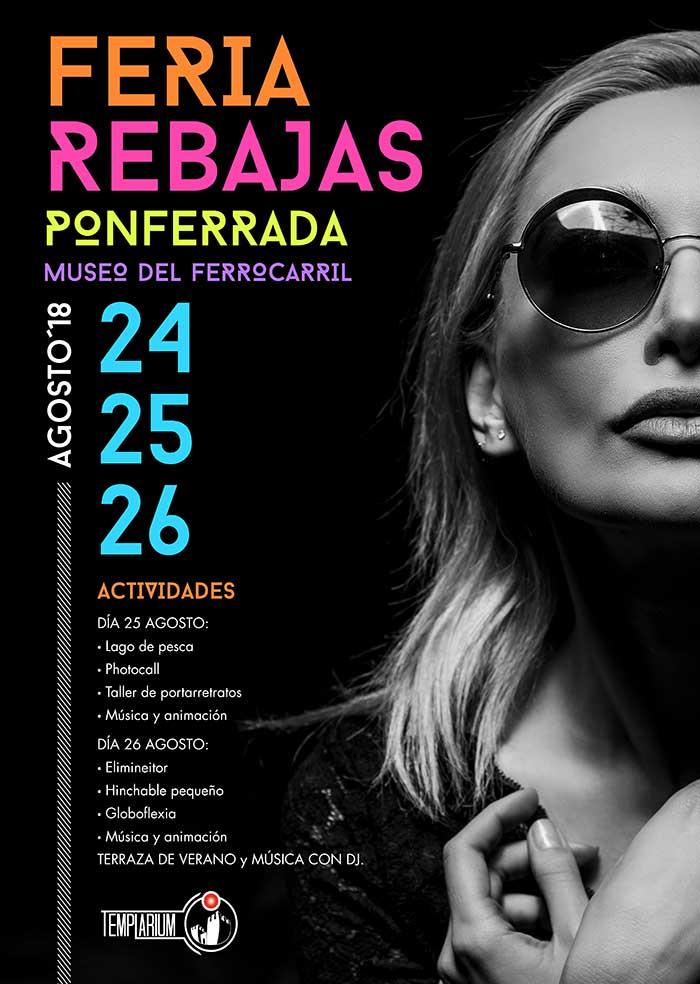Planes para el fin de semana en Ponferrada y El Bierzo. 24 al 26 de agosto 2018 12