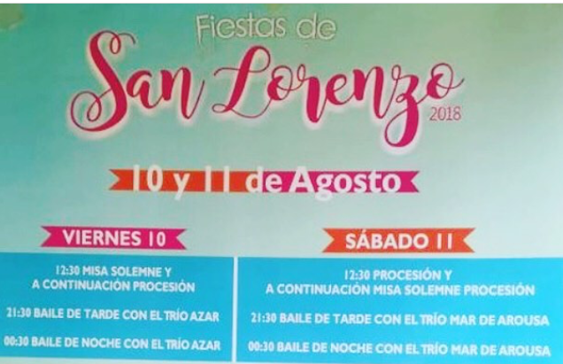 Planes en Ponferrada y El Bierzo para el fin de semana. 10 al 12 de agosto 2018 10