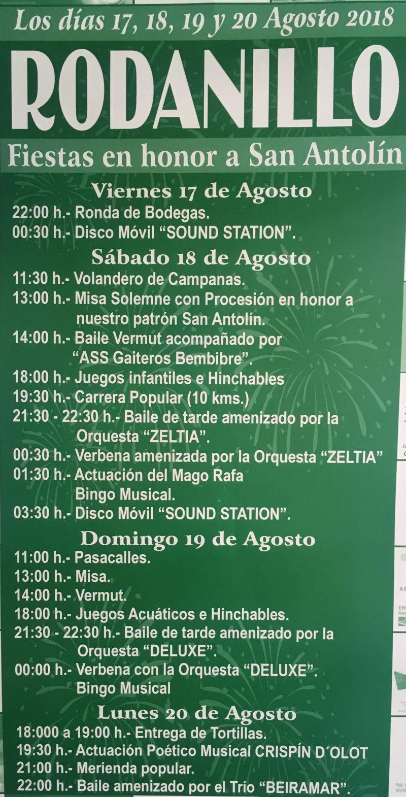 Planes para el fin de semana en Ponferrada y El Bierzo 17 al 19 de agosto 2018 15