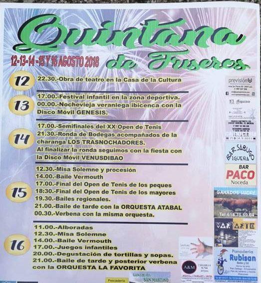 Planes para el fin de semana en Ponferrada y El Bierzo 17 al 19 de agosto 2018 3