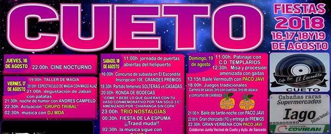 Planes para el fin de semana en Ponferrada y El Bierzo 17 al 19 de agosto 2018 13