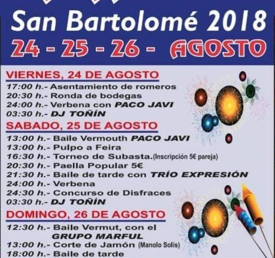 Planes para el fin de semana en Ponferrada y El Bierzo. 24 al 26 de agosto 2018 5