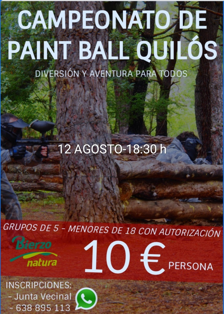 fiestas de San Lorenzo en Quilós. 10, 11 y 12 de agosto 3
