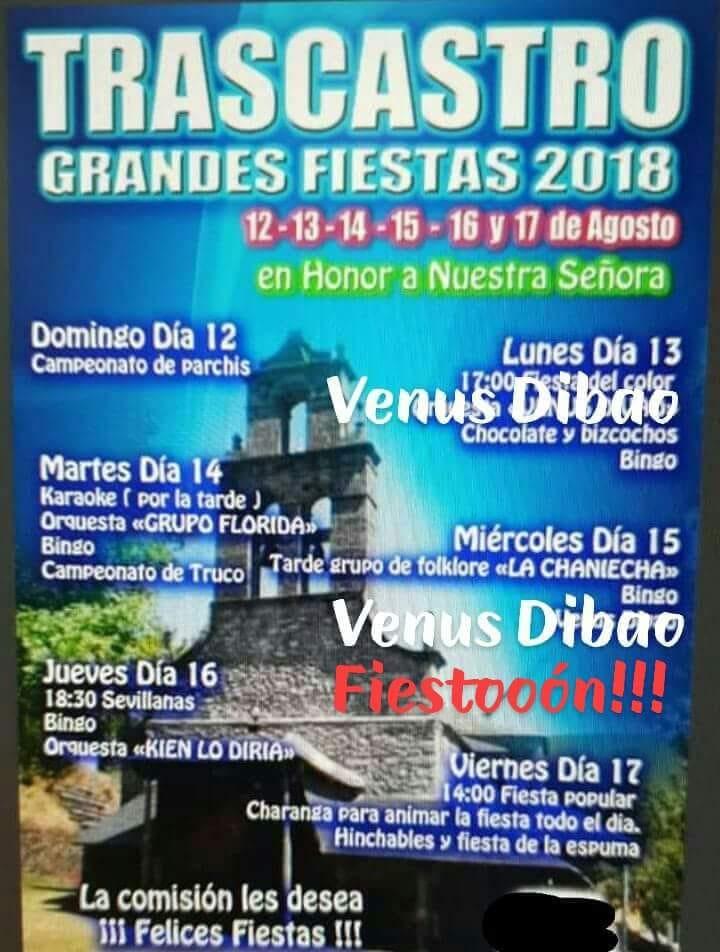 Planes para el fin de semana en Ponferrada y El Bierzo 17 al 19 de agosto 2018 14