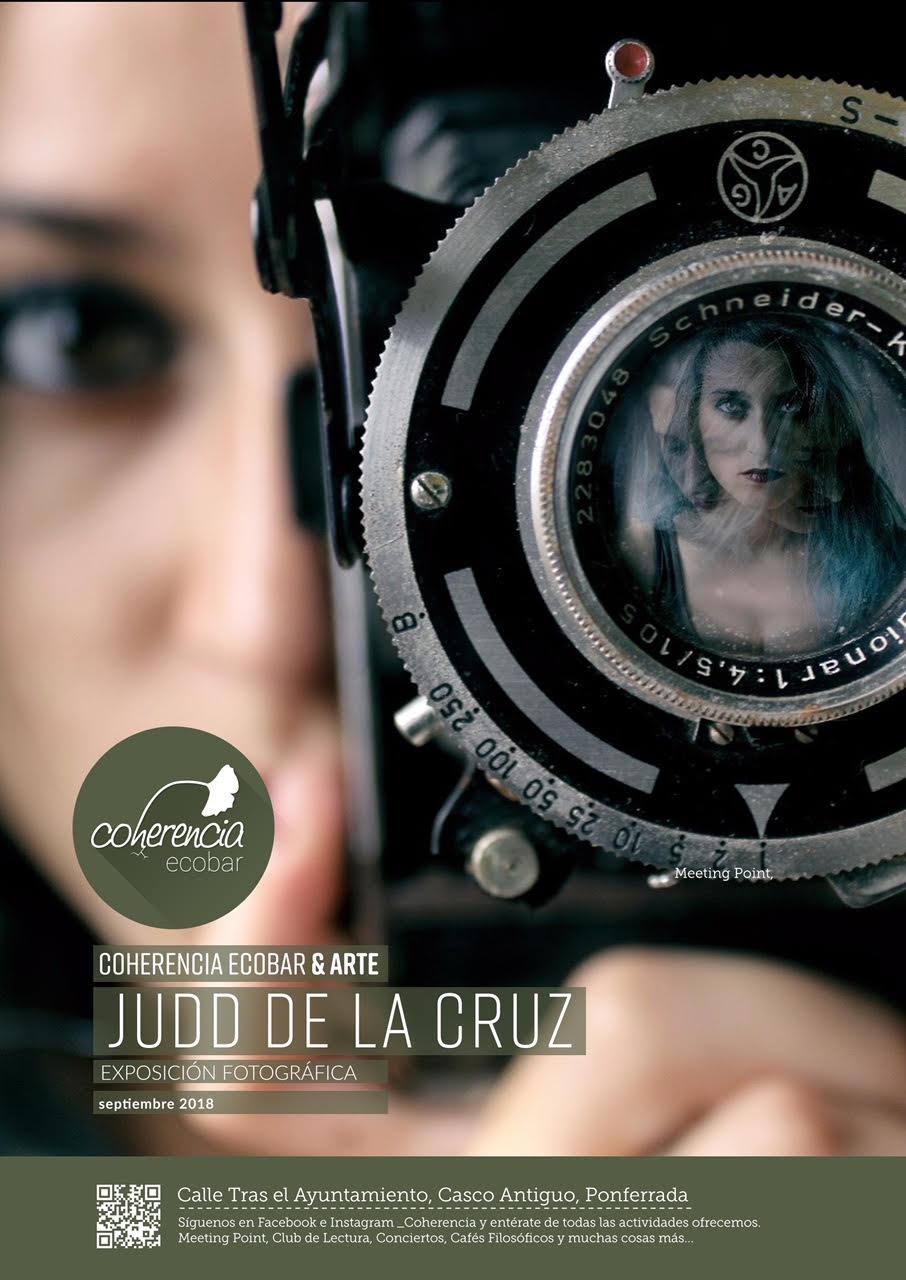 Exposición de fotografía de Judd de la Cruz
