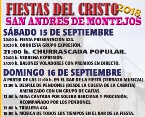 Planes en Ponferrada y El Bierzo para el fin de semana. 14 al 16 de septiembre 2018 6