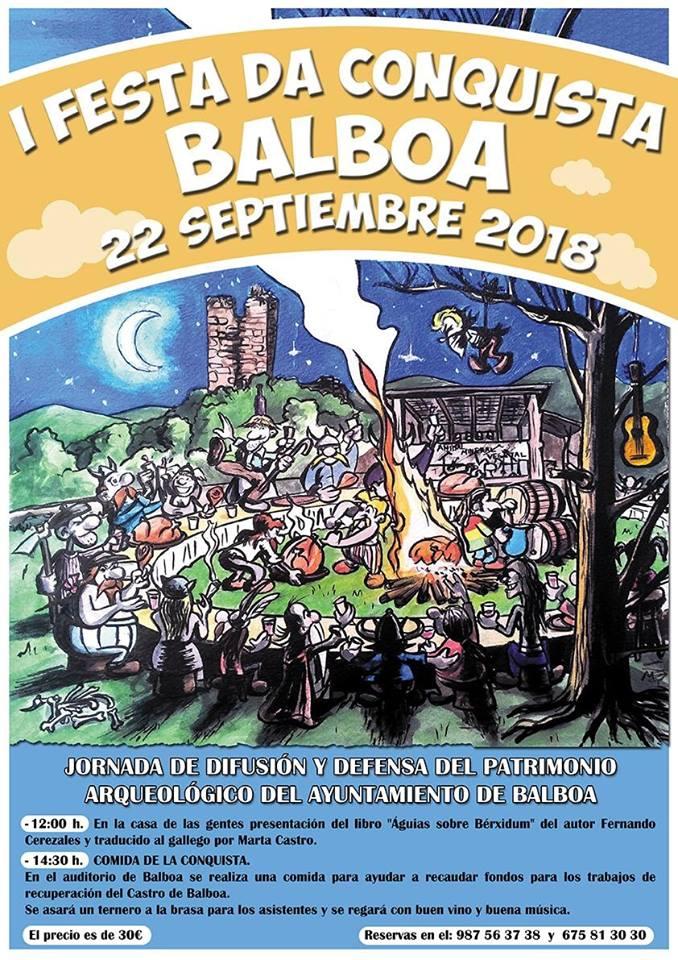 Planes en Ponferrada y El Bierzo para el fin de semana. 21 al 23 de septiembre 2018 12