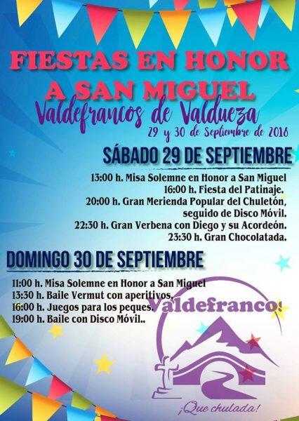Planes en Ponferrada y El Bierzo para el fin de semana. 21 al 23 de septiembre 2018 2