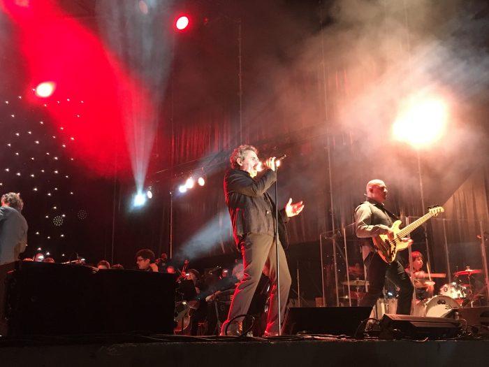 Crónica: Miguel Ríos sinfónico con alma rockera 5