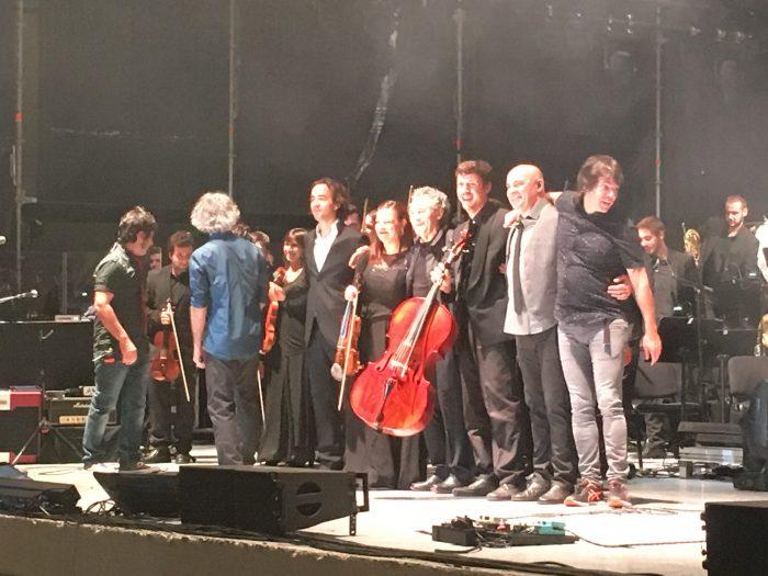 Crónica: Miguel Ríos sinfónico con alma rockera 7
