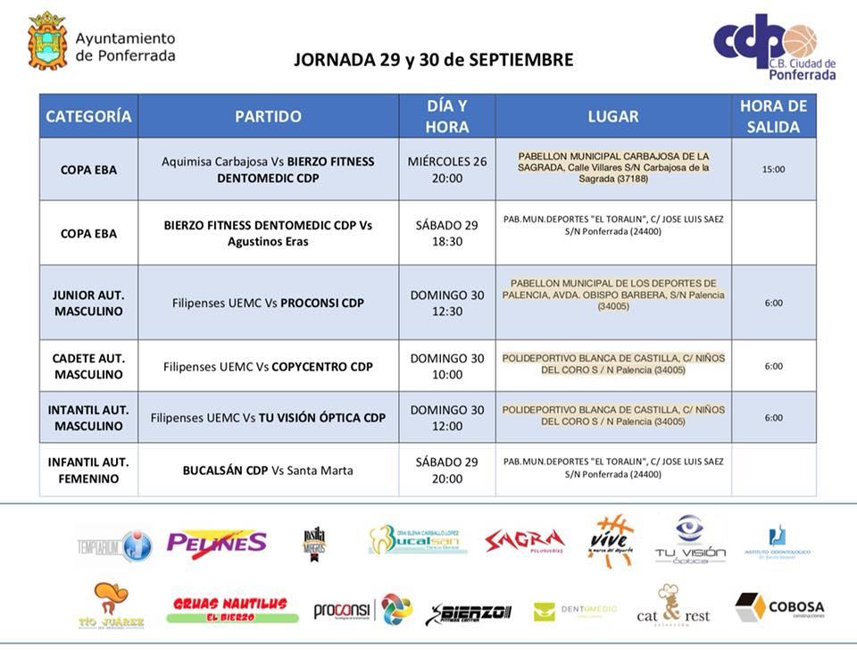 Planes de ocio en Ponferrada y El Bierzo para el fin de semana. 28 al 30 de septiembre 2018 30