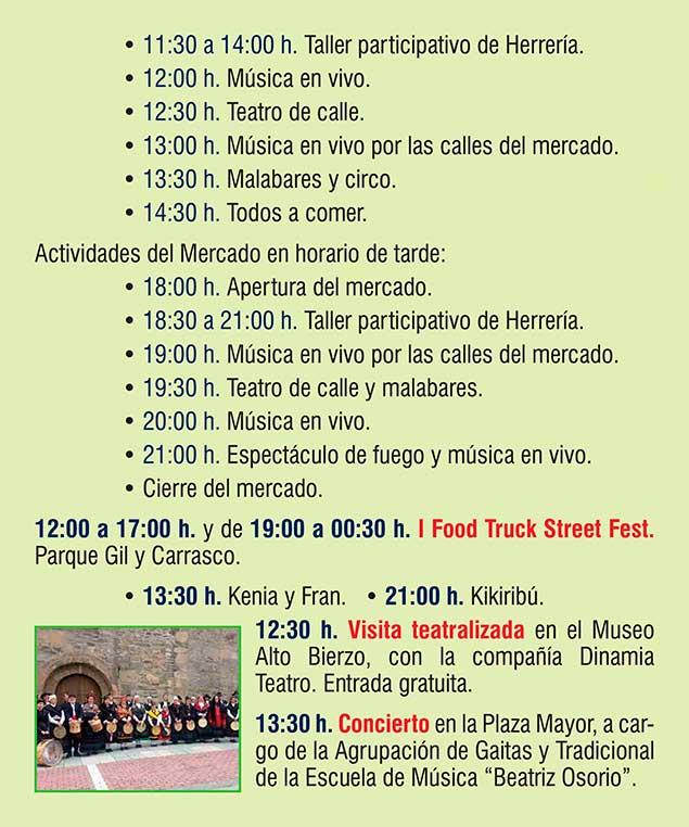 Planes en Ponferrada y El Bierzo para el fin de semana. 14 al 16 de septiembre 2018 33