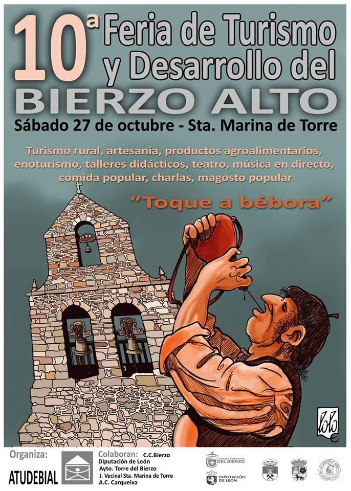Planes en Ponferrada y El Bierzo para el fin de semana. 26 al 28 de octubre 2018 4