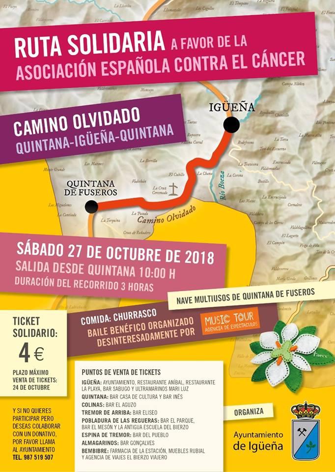 Planes en Ponferrada y El Bierzo para el fin de semana. 26 al 28 de octubre 2018 13