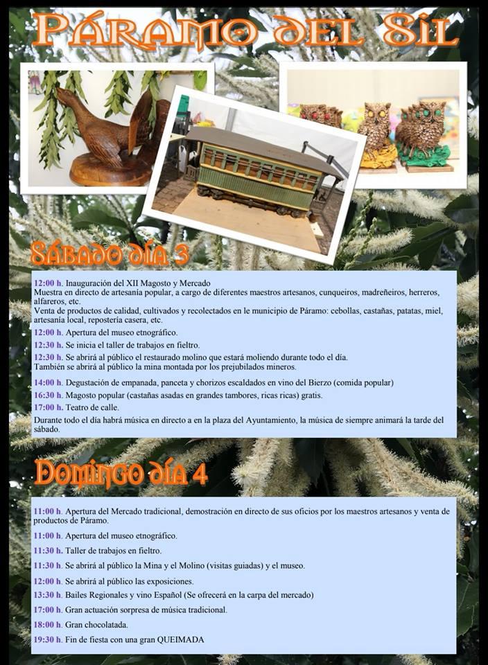 XX Magosto y mercado tradicional 4