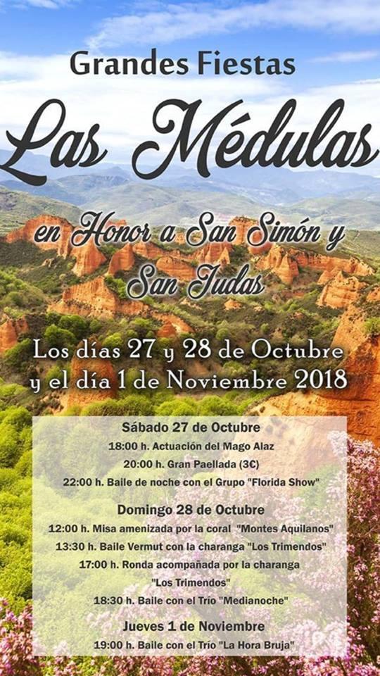 Planes en Ponferrada y El Bierzo para el Puente de los santos. 1 al 4 de noviembre 2018 25