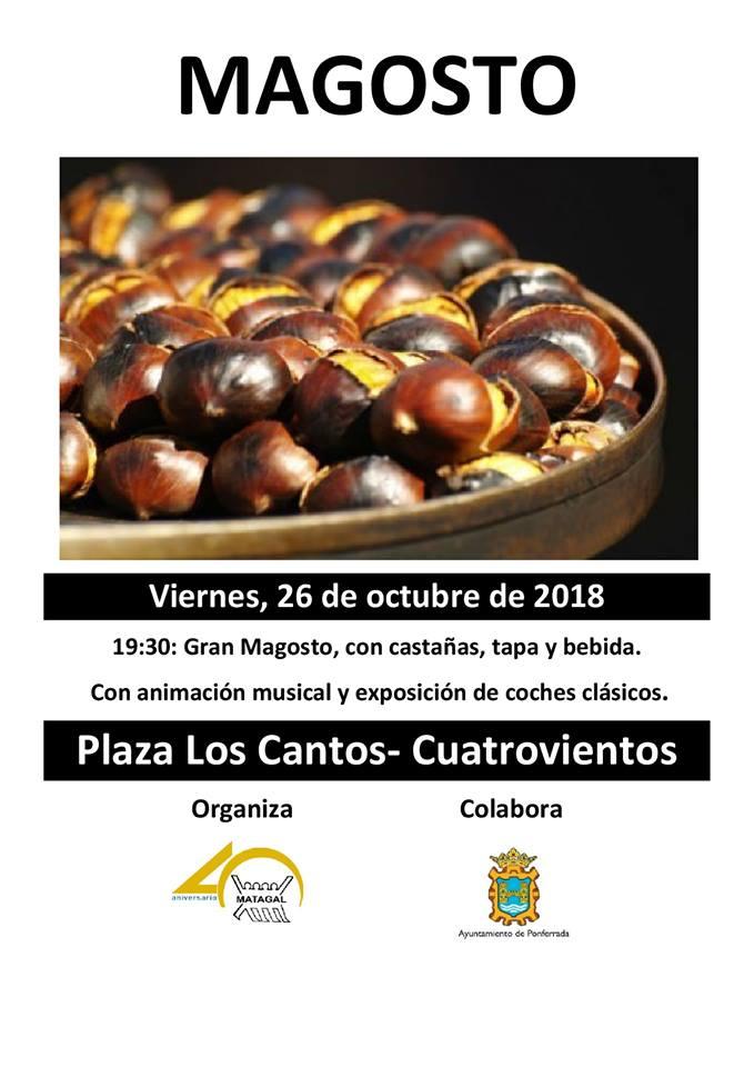 Planes en Ponferrada y El Bierzo para el fin de semana. 26 al 28 de octubre 2018 6
