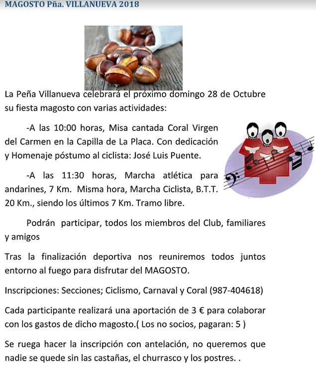 Planes en Ponferrada y El Bierzo para el fin de semana. 26 al 28 de octubre 2018 28