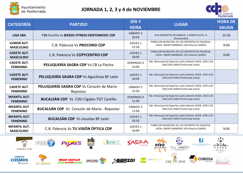 Planes en Ponferrada y El Bierzo para el Puente de los santos. 1 al 4 de noviembre 2018 63