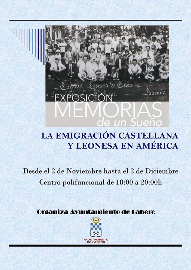 Exposición: Memorias de un Sueño