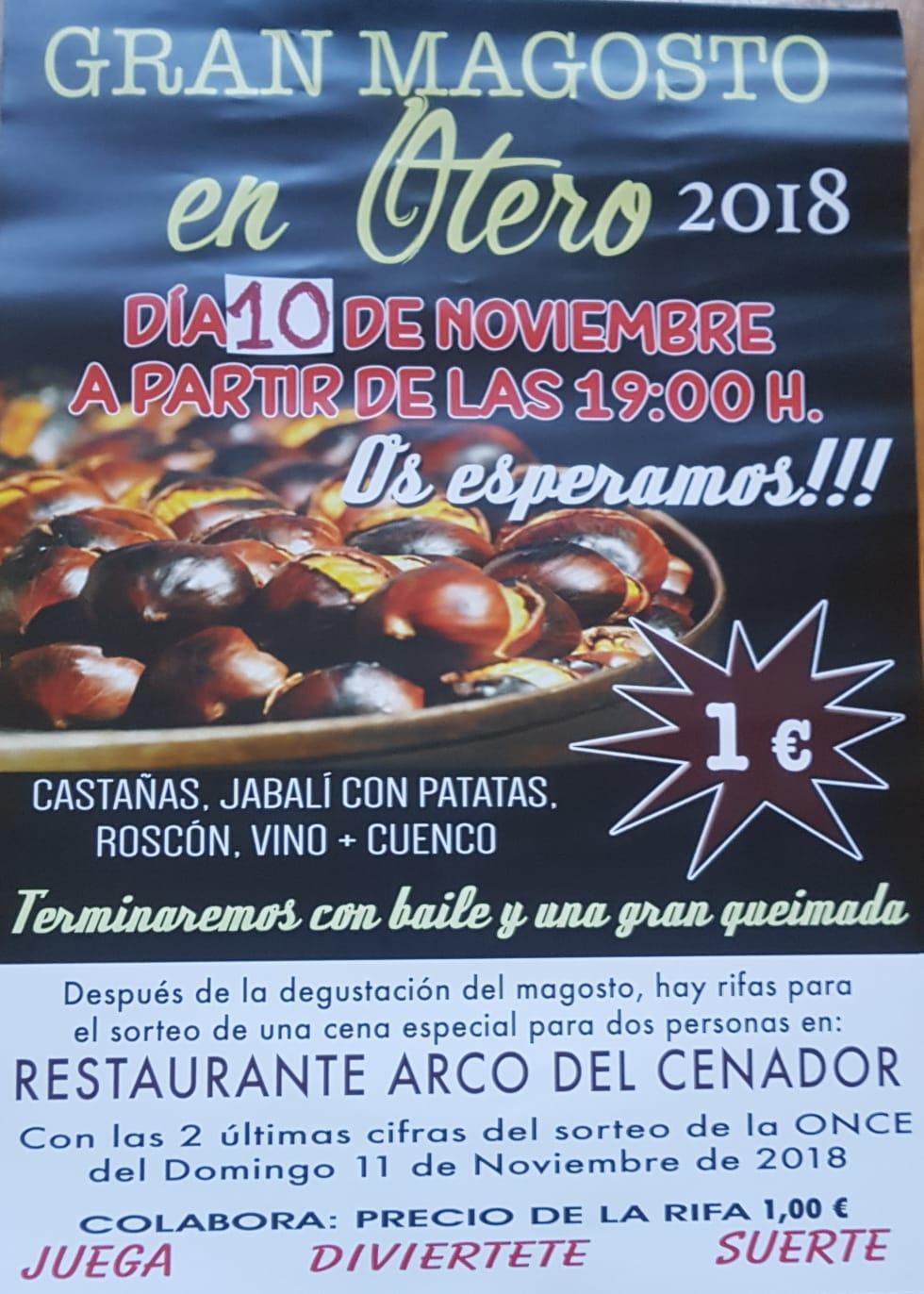 Planes para el fin de semana en Ponferrada y El Bierzo. 9 al 11 de noviembre 2018 3