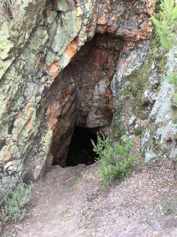 Excursión a las minas romanas de oro de Castropodame 3