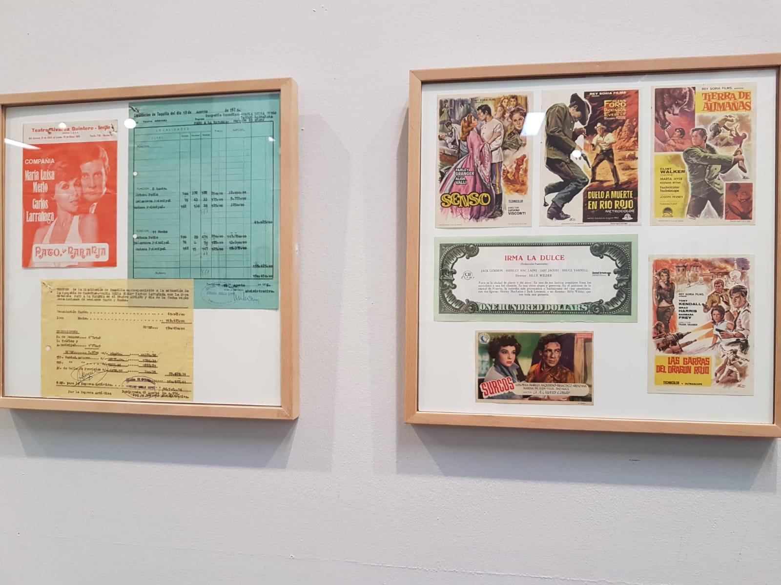 Los Papeles de Adriano una exposición en la Casa de la Cultura que nos lleva a conocer los antiguos cines de Ponferrada 3