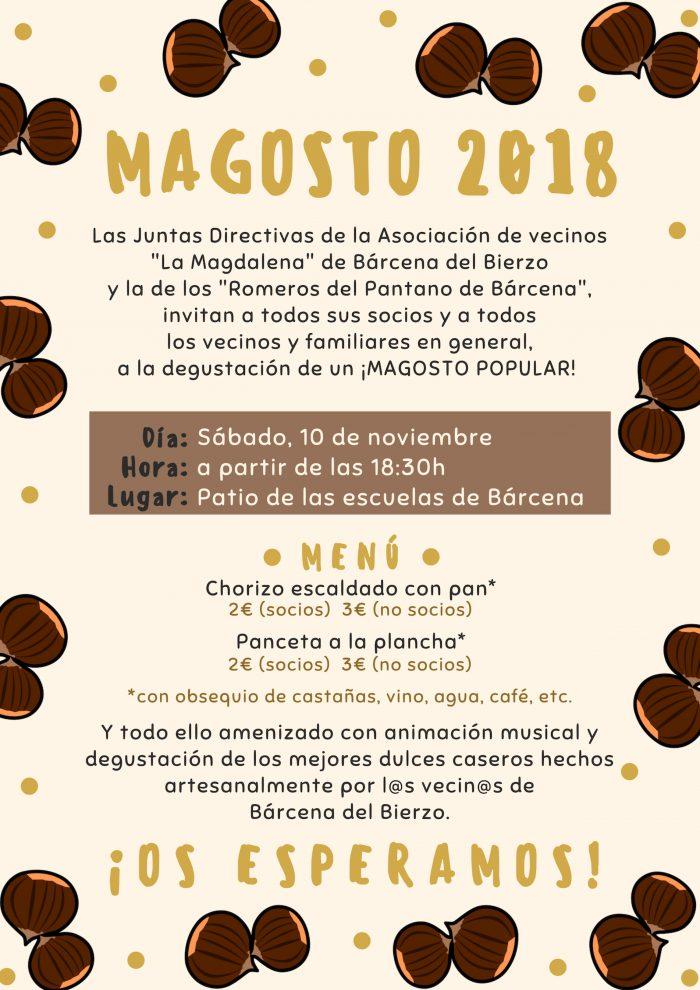 Planes para el fin de semana en Ponferrada y El Bierzo. 9 al 11 de noviembre 2018 14