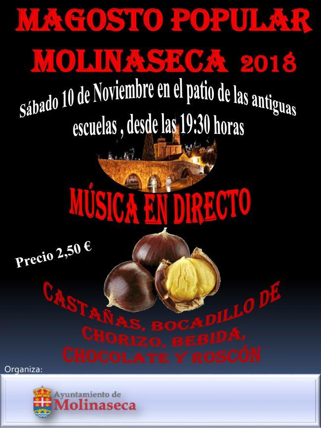 Planes para el fin de semana en Ponferrada y El Bierzo. 9 al 11 de noviembre 2018 12