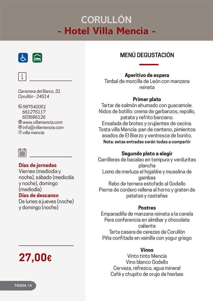 Las Jornadas Gastronómicas del Bierzo llegan a su 34 edición 6