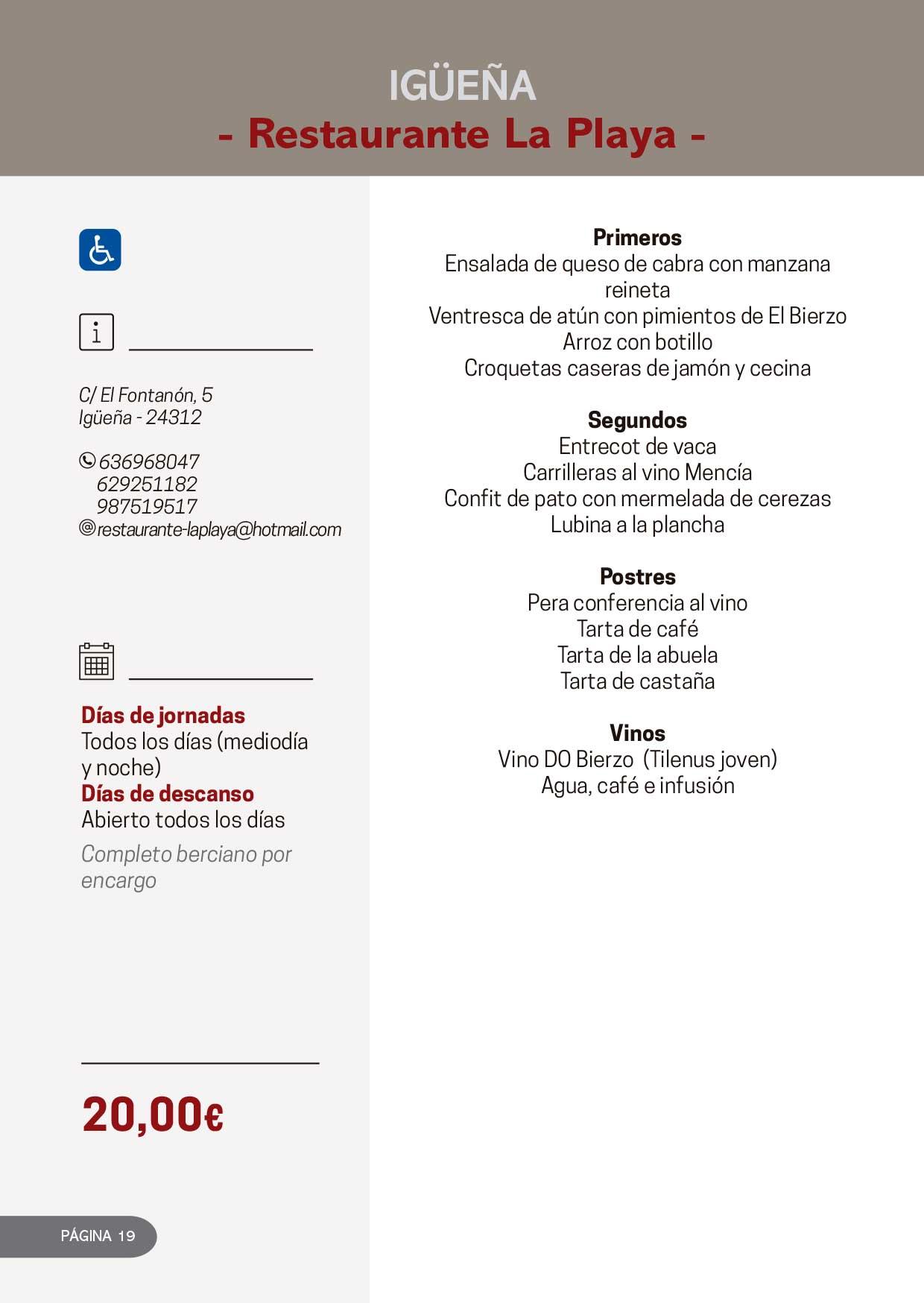 Las Jornadas Gastronómicas del Bierzo llegan a su 34 edición 9