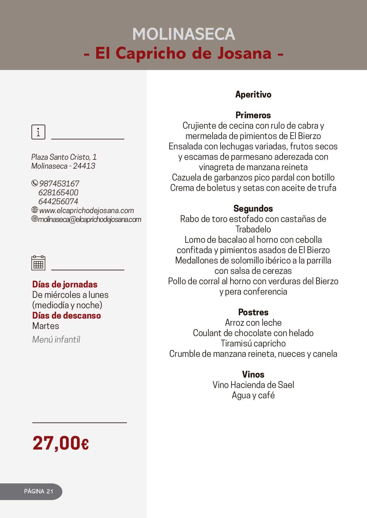 Las Jornadas Gastronómicas del Bierzo llegan a su 34 edición 39