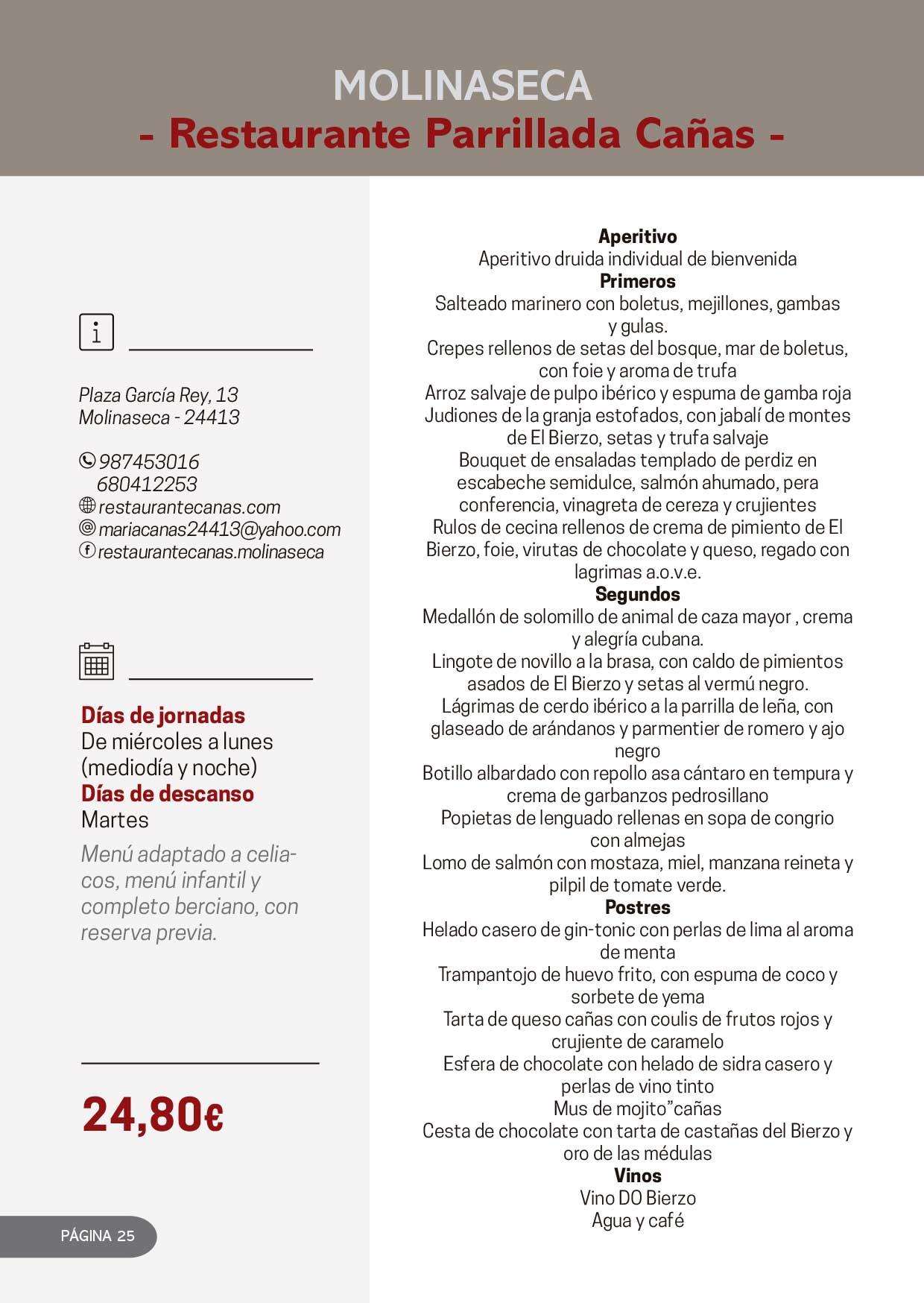 Las Jornadas Gastronómicas del Bierzo llegan a su 34 edición 11