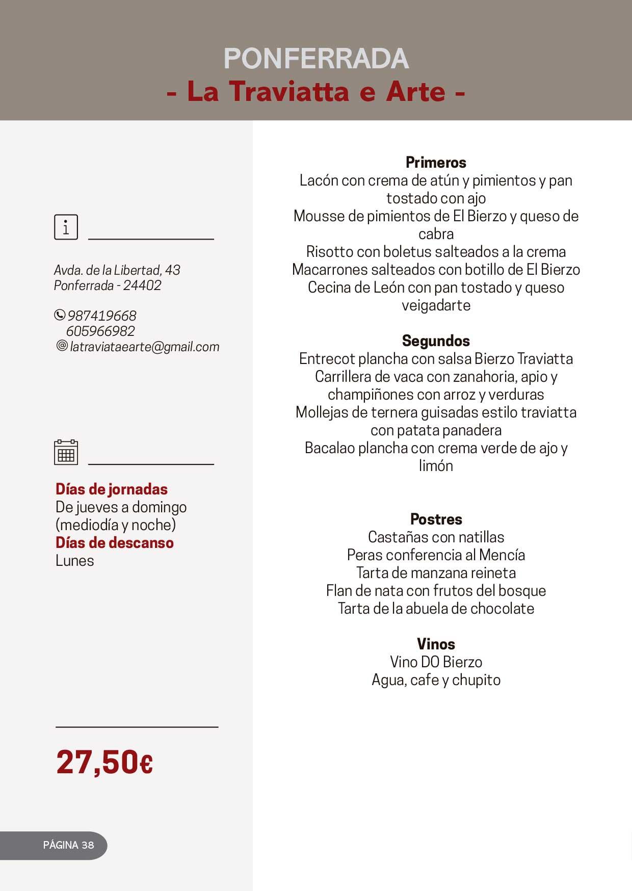 Las Jornadas Gastronómicas del Bierzo llegan a su 34 edición 21