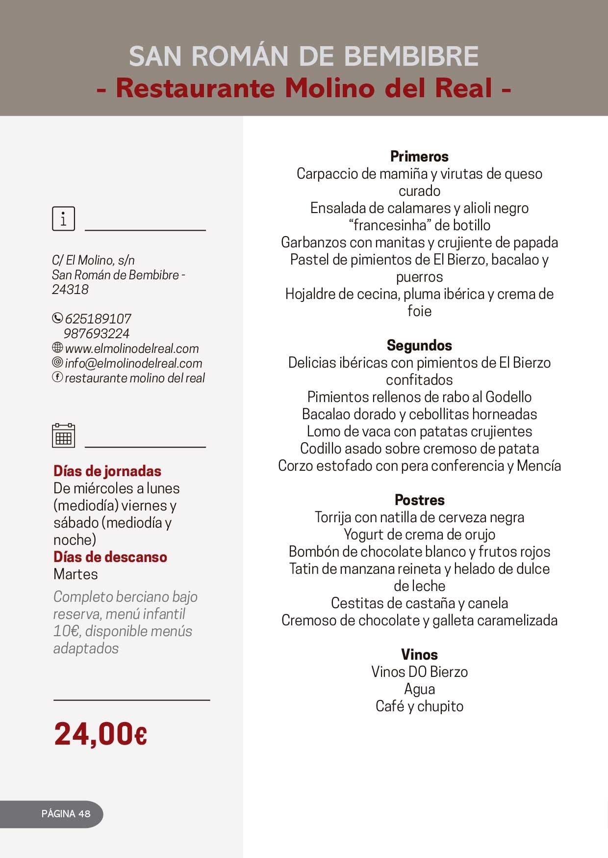 Las Jornadas Gastronómicas del Bierzo llegan a su 34 edición 31