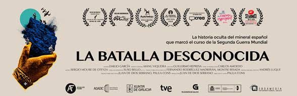 """El viernes se presenta """"La Batalla desconocida"""" un documental que cuenta la historia de la extracción del Wolframio en el Bierzo 2"""