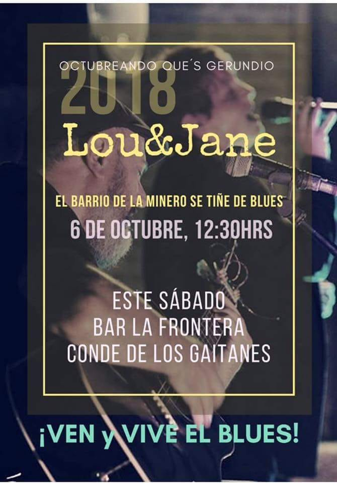 Concierto: Louie & Jane 2