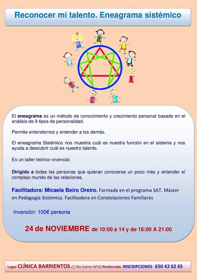 Planes de ocio para el fin de semana en Ponferrada y el Bierzo. 23 al 25 de noviembre 2018 10