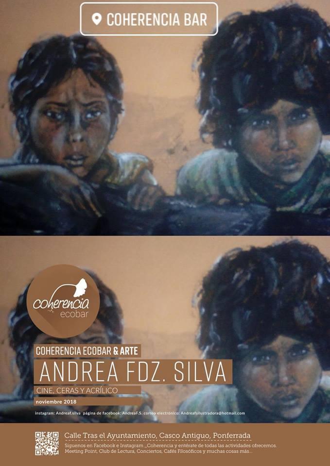 Exposición de Andrea Fdez Silva