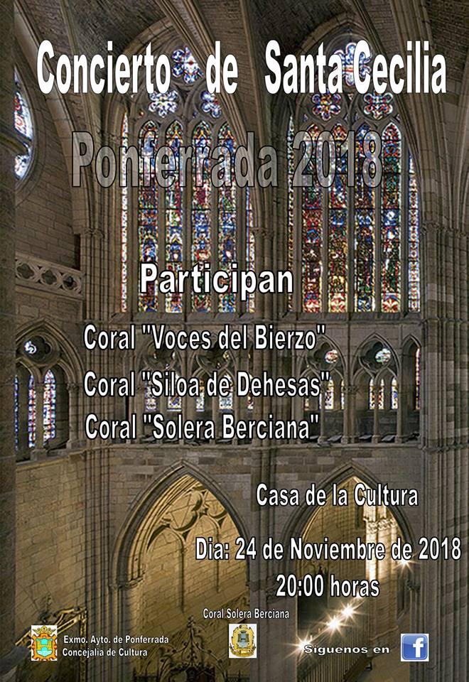 Planes de ocio para el fin de semana en Ponferrada y el Bierzo. 23 al 25 de noviembre 2018 22