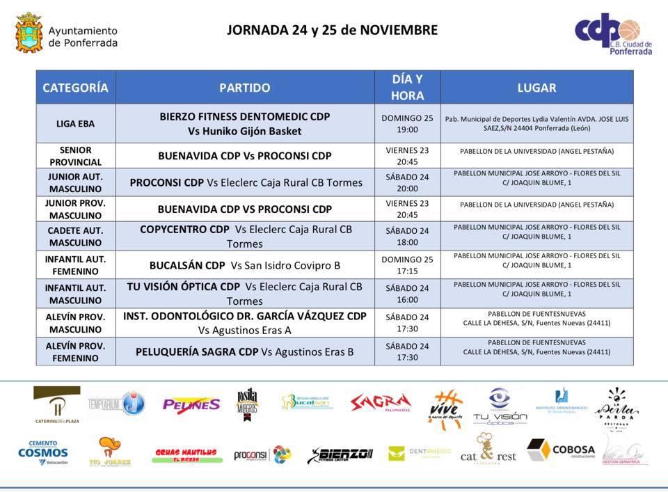 Planes de ocio para el fin de semana en Ponferrada y el Bierzo. 23 al 25 de noviembre 2018 39