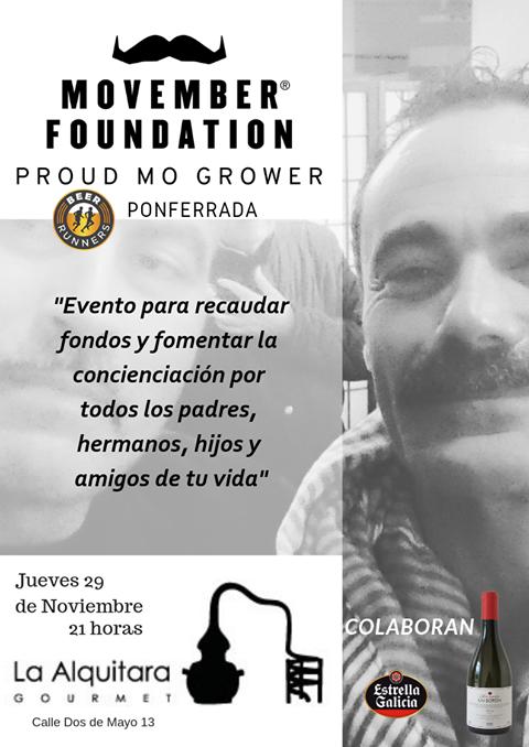 Evento Movember 4