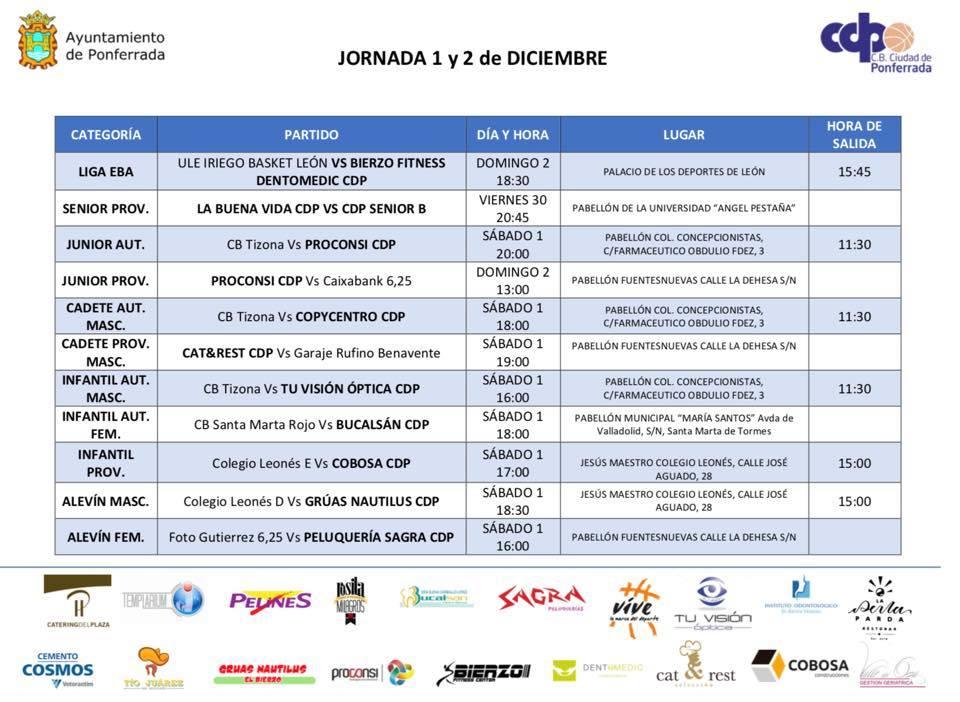 Planes de ocio en Ponferrada y El Bierzo para el fin de semana. 30 de noviembre al 2 de diciembre 2018 33