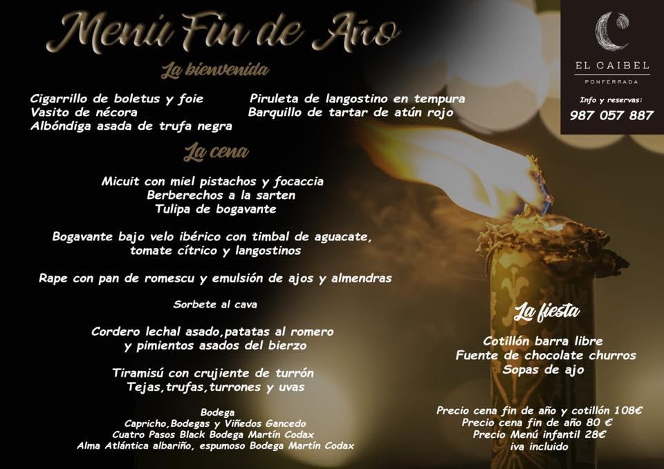 Nochevieja 2018: Cenas y cotillones para despedir el año 5