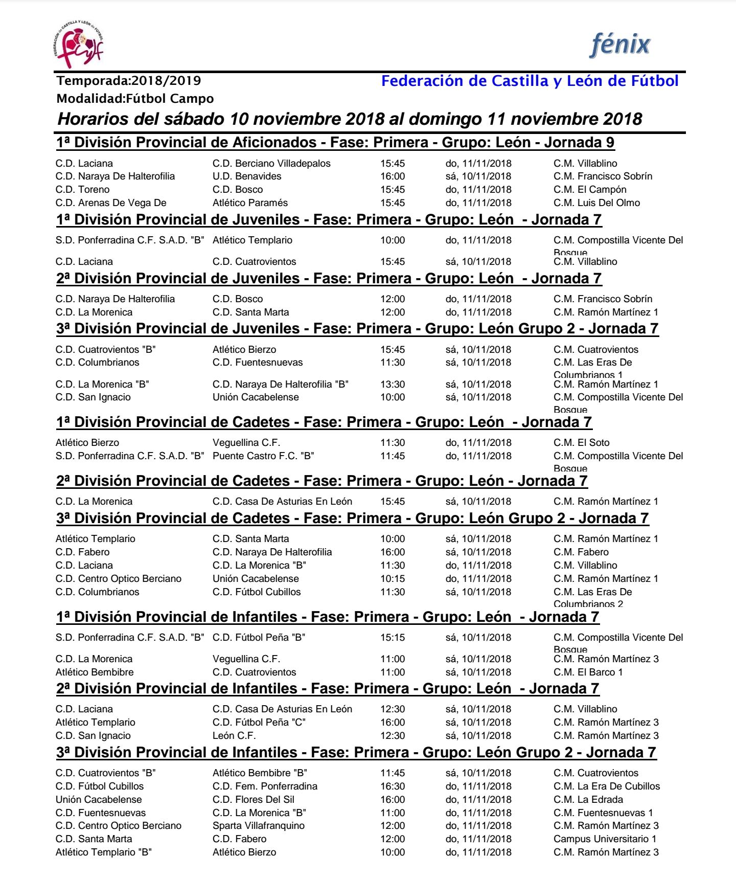 Planes para el fin de semana en Ponferrada y El Bierzo. 9 al 11 de noviembre 2018 40