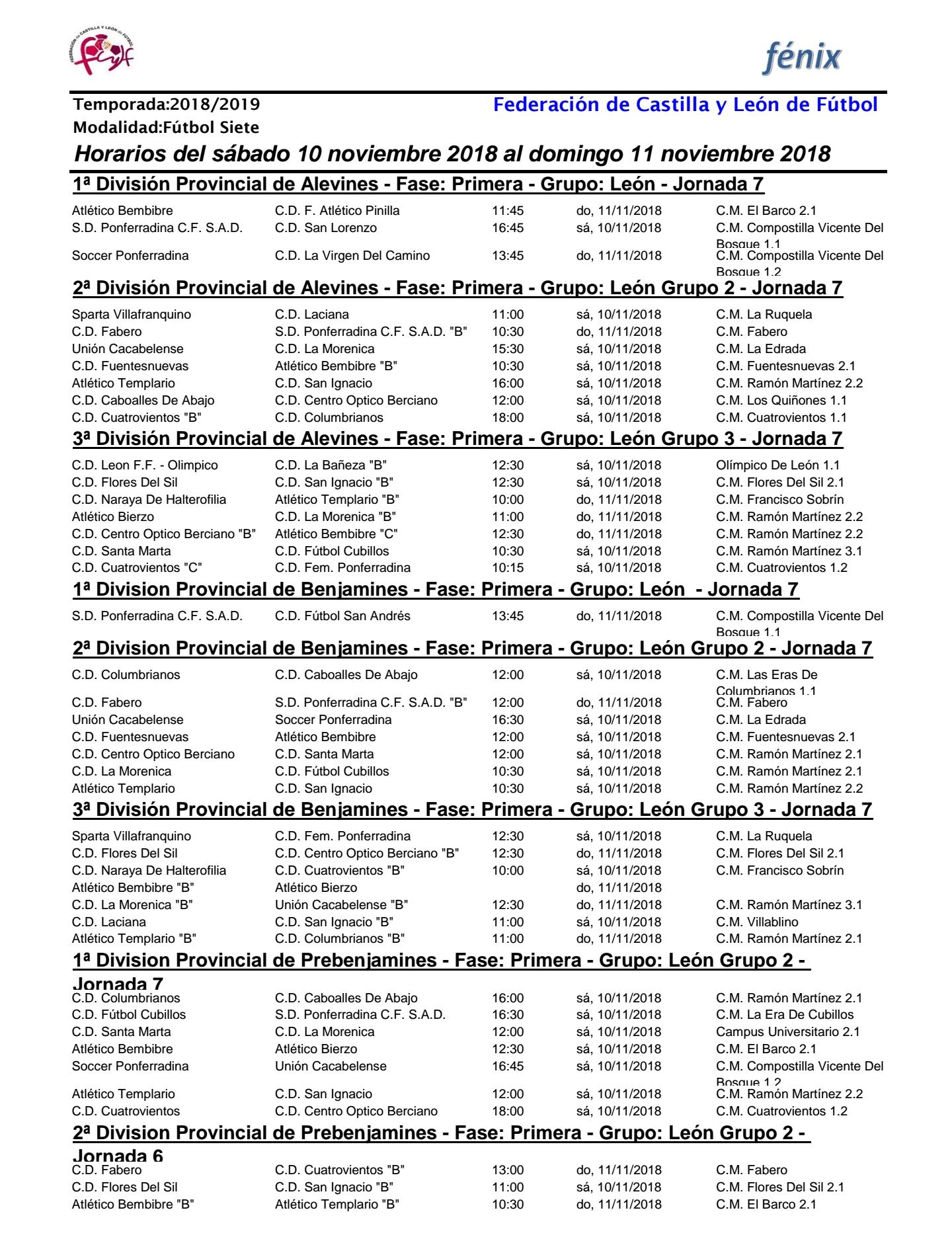 Planes para el fin de semana en Ponferrada y El Bierzo. 9 al 11 de noviembre 2018 39
