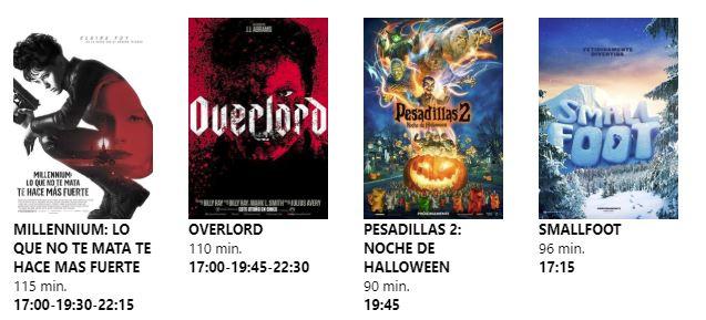 Planes para el fin de semana en Ponferrada y El Bierzo. 9 al 11 de noviembre 2018 37