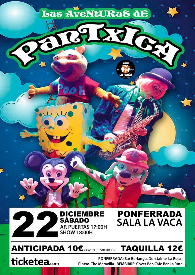 La Sala La Vaca también programa unas navidades para los más pequeños con magía y música 2